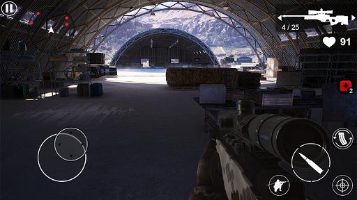 Swat Desert Force : offline shooting games image   3