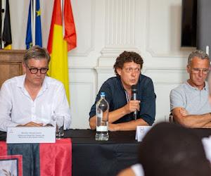 """Englebert : """"Aujourd'hui, La Gantoise est une meilleure option que l'Ajax"""""""