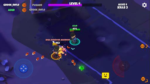 Warriors.io screenshot 7