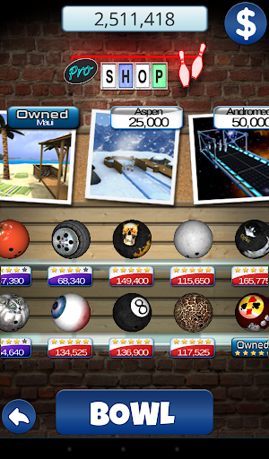 Let's Bowl 2: Bowling Free screenshots 10
