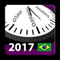 Brasil Calendário 2017-2018 icon