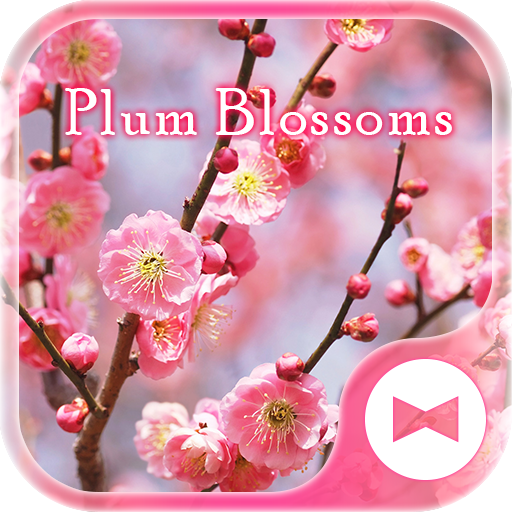 Wallpaper Advent of Spring: Plum BlossomsTheme Icon