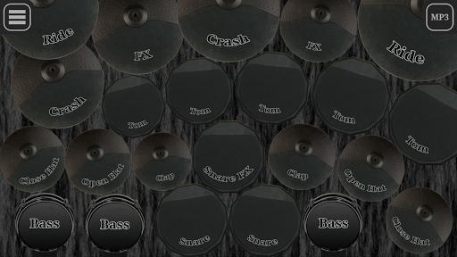 Electronic drum kit 2.07 7