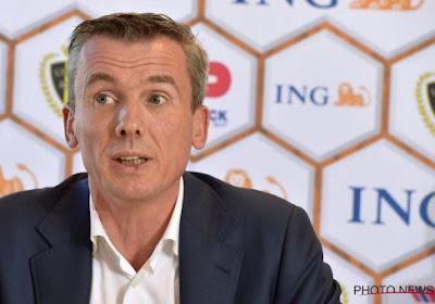 Johan Verbist explique pourquoi il y a eu un problème avec la VAR lors de Genk-Lokeren