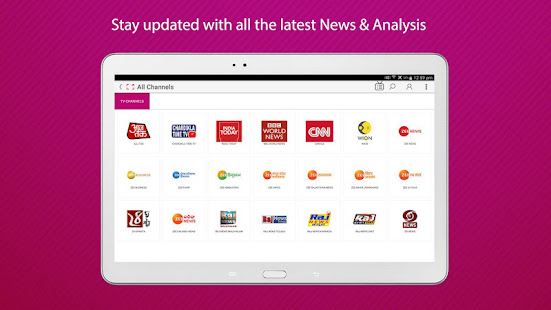 App dittoTV: Live TV Shows, News & Movies APK for Windows Phone
