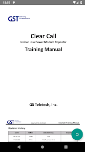 App GST User Manuals APK for Windows Phone