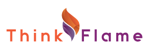 ThinkFlame Marketing Agency Logo