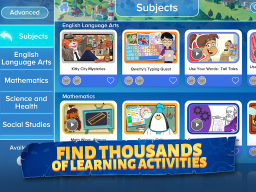 Adventure Academy apkdebit screenshots 2