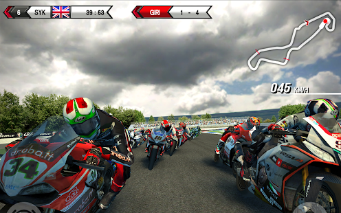 SBK15 Official Mobile Game 12