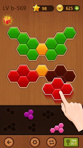 Block Hexa Puzzle  screenshots 4