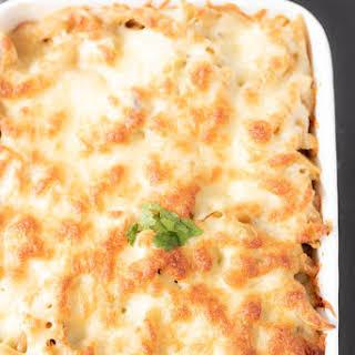Creamy Chicken Pasta Bake Recipes.