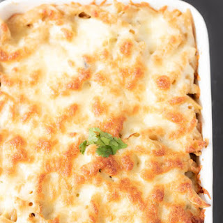 Low Fat Chicken Pasta Bake Recipes.
