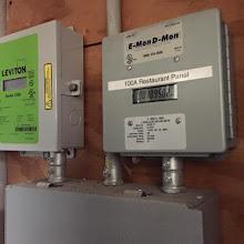 Photo: electric repairs