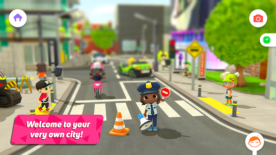 Urban City Stories Mod Apk (Free shopping) 1