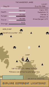 ☢ The Wanderer : Text-based Adventure Survival 2