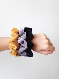 Image result for scrunchie around wrist