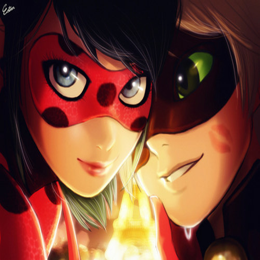 Lady bug Miraculous New