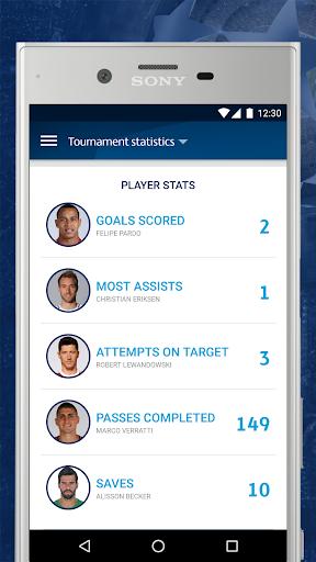 UEFA Champions League  screenshots 5