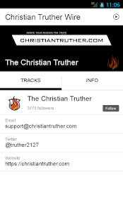Christian Truther Wire- screenshot thumbnail