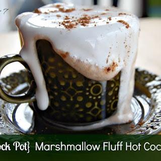 {Crock Pot} Marshamallow Fluff Hot Cocoa