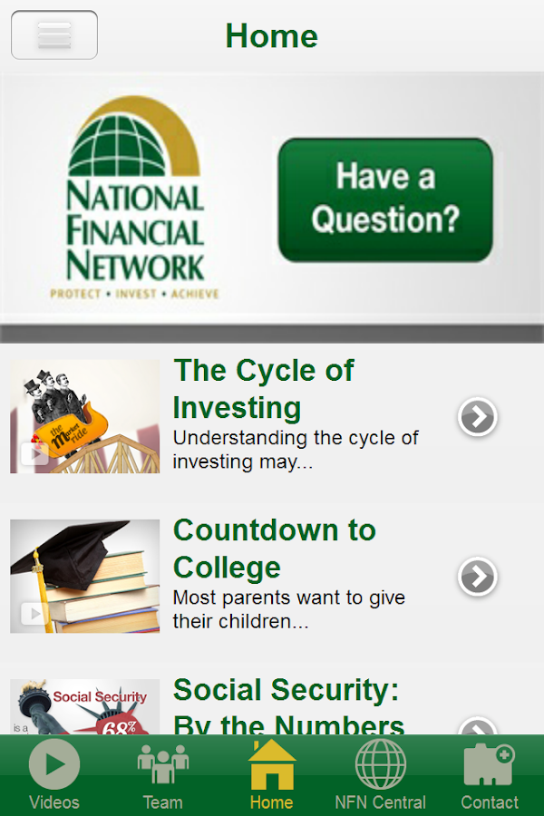 National Financial Network LLC- screenshot