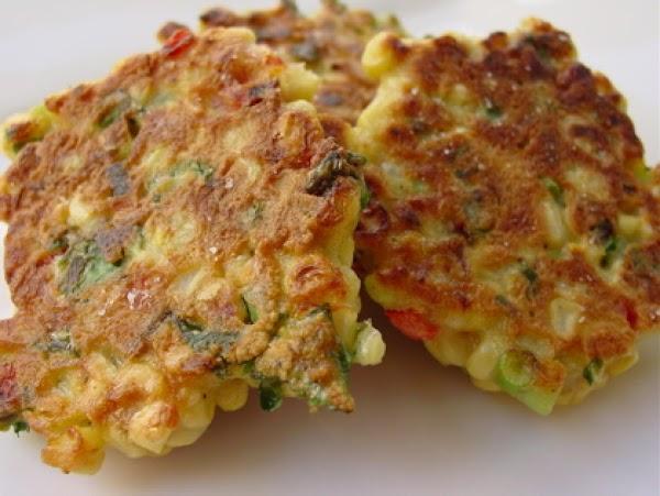Corny Fritters Recipe