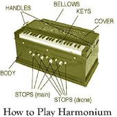How To Learn Play Easy Harmonium VIDEOs App Android APK Download Free By Uttam Rathod