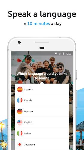 busuu: Learn Languages - Spanish, English & More Android App Screenshot