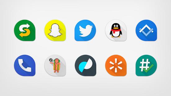 Pixeldrop - Icon Pack - náhled