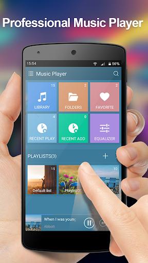 Music Player - Audio Player 3.5.1 screenshots 8