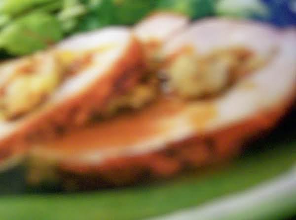 Chicken Breast Stuffed For The Occasion Recipe
