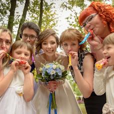 Wedding photographer Oksana Khitrushko (olsana). Photo of 31.10.2016
