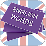 English Words. Vocabulary Builder APK icon