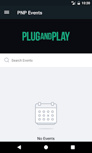 Plug and Play Events - náhled