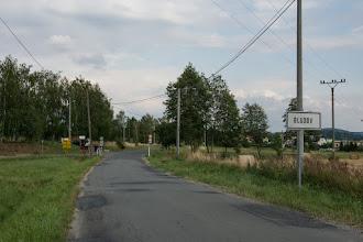 Photo: Jednak postanawiam ominąć Sumperk i w Bludovie odbijam na Rudą nad Moravą.