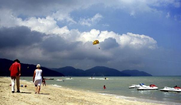 Praia Batu Feringghi