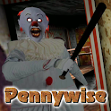 Pennywise! Evil Clown  - Horror Games 2019 icon
