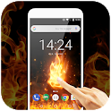 3D Flame Animated Fire Live Wallpaper icon