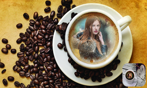 Coffee Cup Photo Frames Apk Download 1