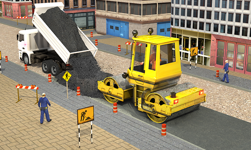 Excavator Simulator - Construction Road Builder 1.0.1 screenshots 3