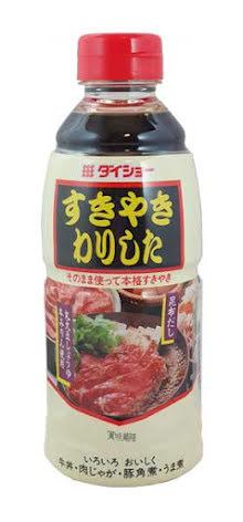 Sukiyaki Sauce 600g DS
