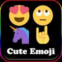 Emoji keyboard - Cute Emoji icon