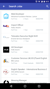 Mustakbil Jobs Search & Hiring- screenshot thumbnail