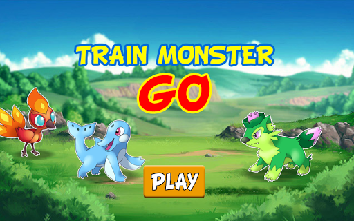 Train Monster GO