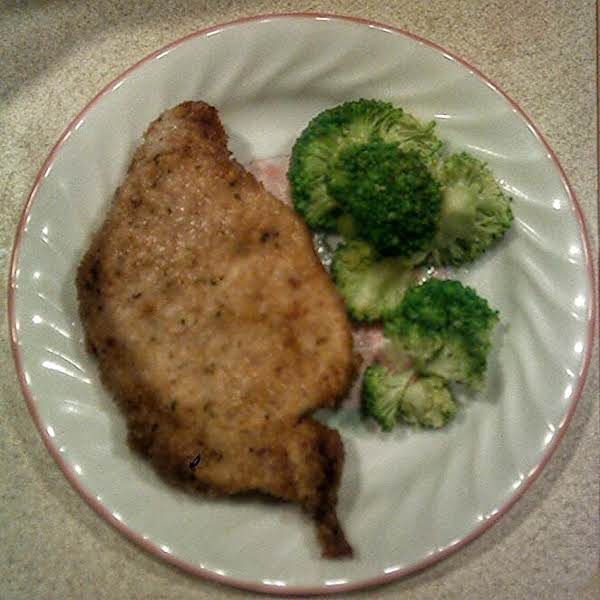Italian Breaded Chops Recipe