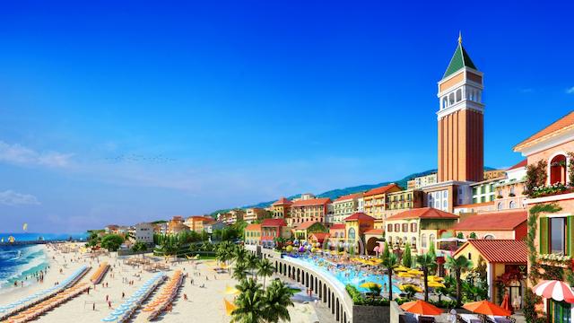 Tập đoàn Sun Group về Việt Nam mở rộng đầu tư vào năm 2007