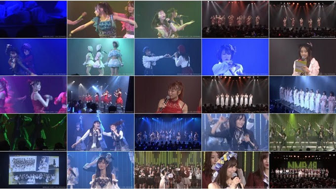 181104 NMB48 チームN「目撃者」公演 山本彩 卒業公演 720p