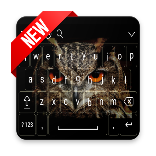 Special Owl Keyboard Android APK Download Free By Ganzque
