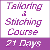 Tailoring & Stitching Course in 21 Days