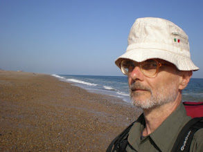 Photo: Norfolk Coast Path - From Wiveton to Cromer - The beach after Cley
